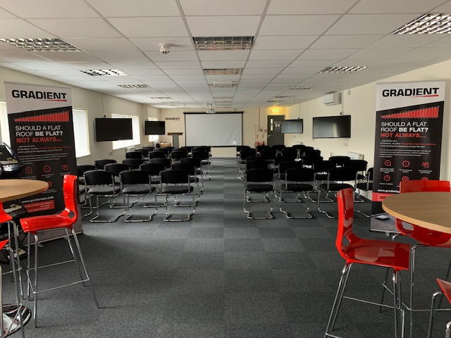 GRADIENT TRAINING CENTRE AIMS FOR GREATER COLLABORATION WITHIN THE ROOFING INDUSTRY