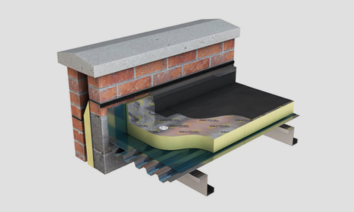 Flat Roof  Applications