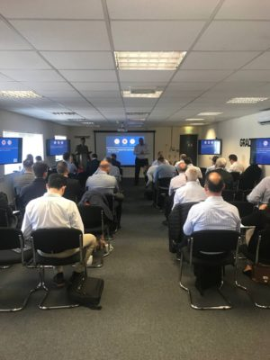 WATERPROOFING BEST PRACTICE AND LEGISLATION TOPS LATEST LRWA MEETING AGENDA