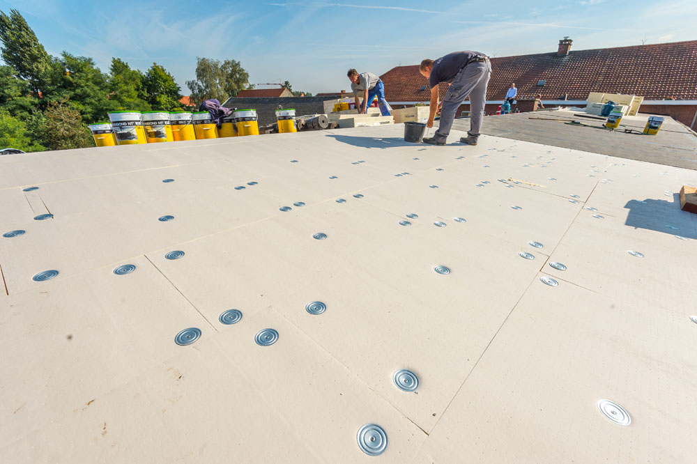 WHATEVER THE ISSUE, WHEREVER THE APPLICATION, GRADIENT HAS THE TAPERED INSULATION TO SUIT YOUR ROOF